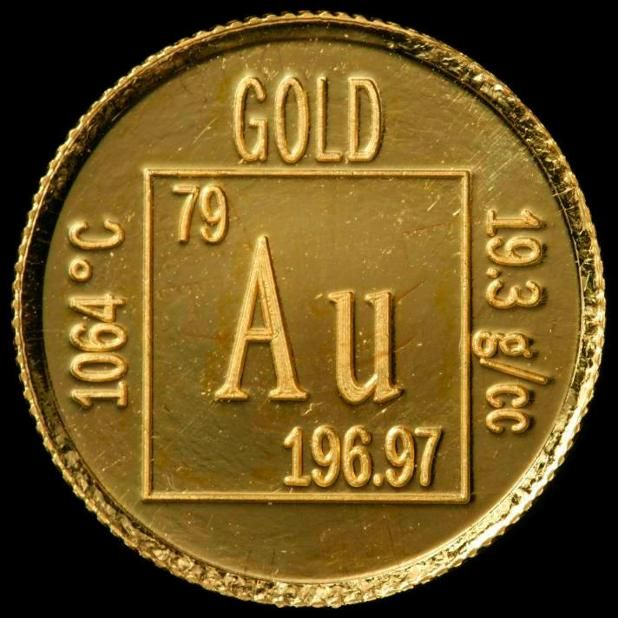 Did You Know The Element Symbol For Gold Is Au The Symbol Comes