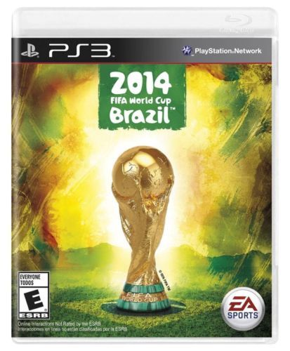 2014 Fifa World Cup Brazil Ps3 Sony Playstation 3 Brand New Sealed Fifa 2014 World Cup Ea Sports Fifa Fifa