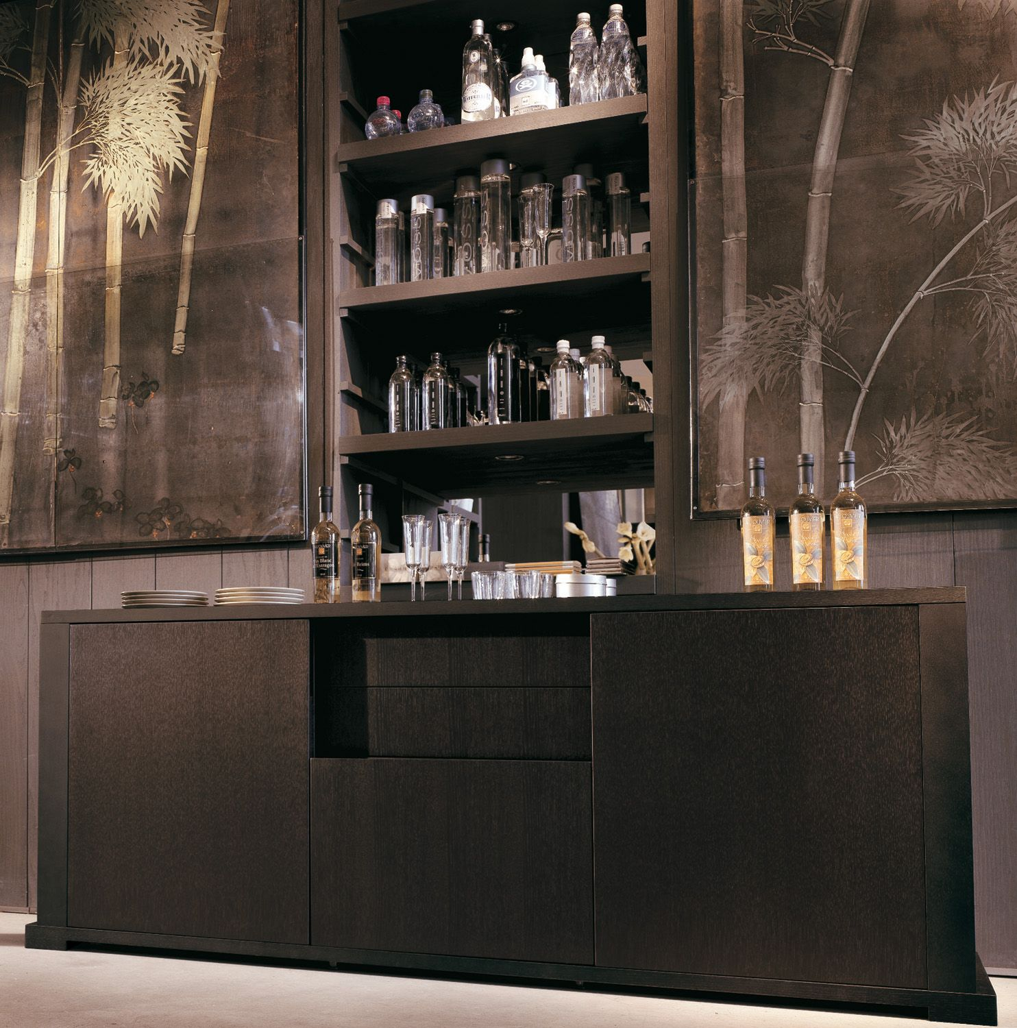 Porada arredi srl interiors restaurant bar house for Porada arredi srl