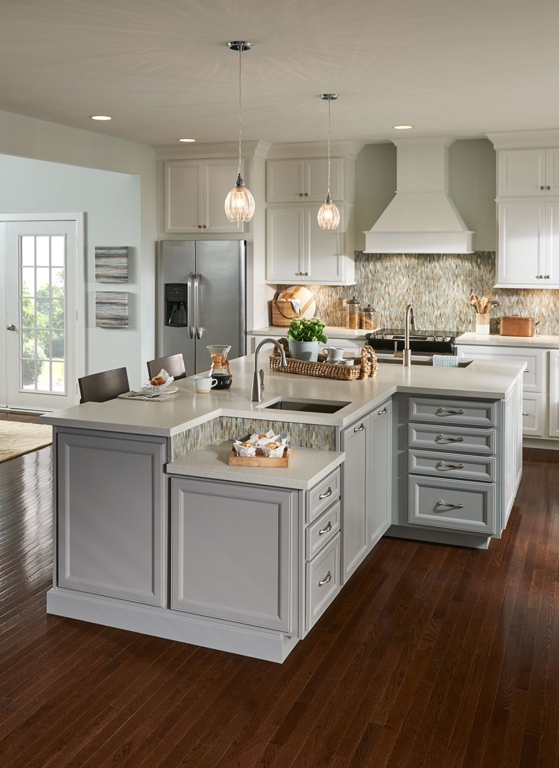 Kitchen cabinet refinishing query prompts gorgeous photos kitchen