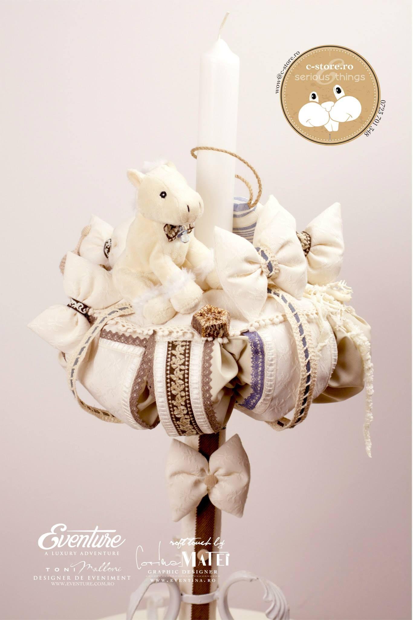 buy popular 6d7cd 30043 LUMANARE DE BOTEZ BY TONI MALLONI   SHOP ONLINE WWW.C-STORE ...