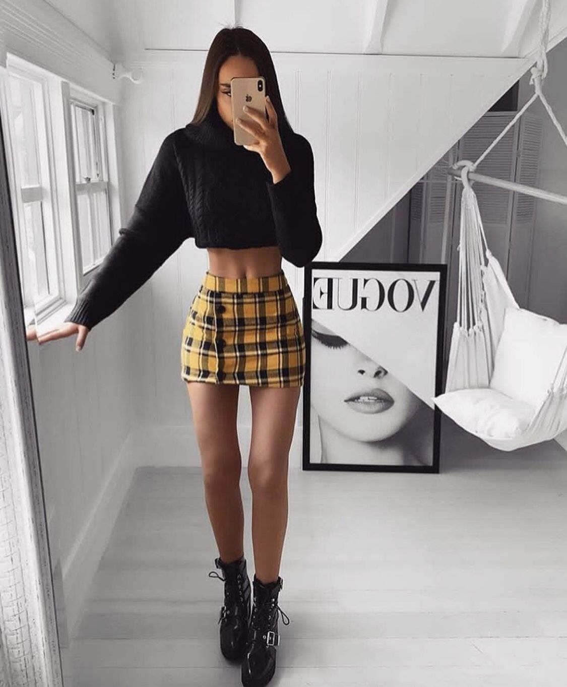 I want her outfit 😱  Cute skirt outfits, Fashion outfits, Skirt