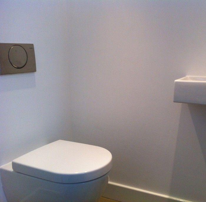 Emejing Glad Gestucte Muren Badkamer Photos - Interior Design Ideas ...