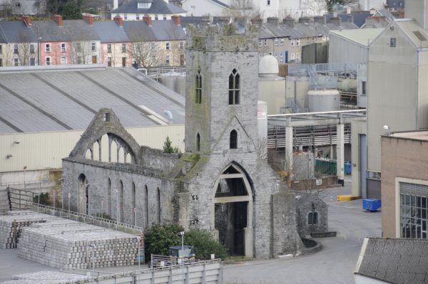 St Francis Abbey Kilkenny Visit Ireland Kilkenny Great Works Of Art