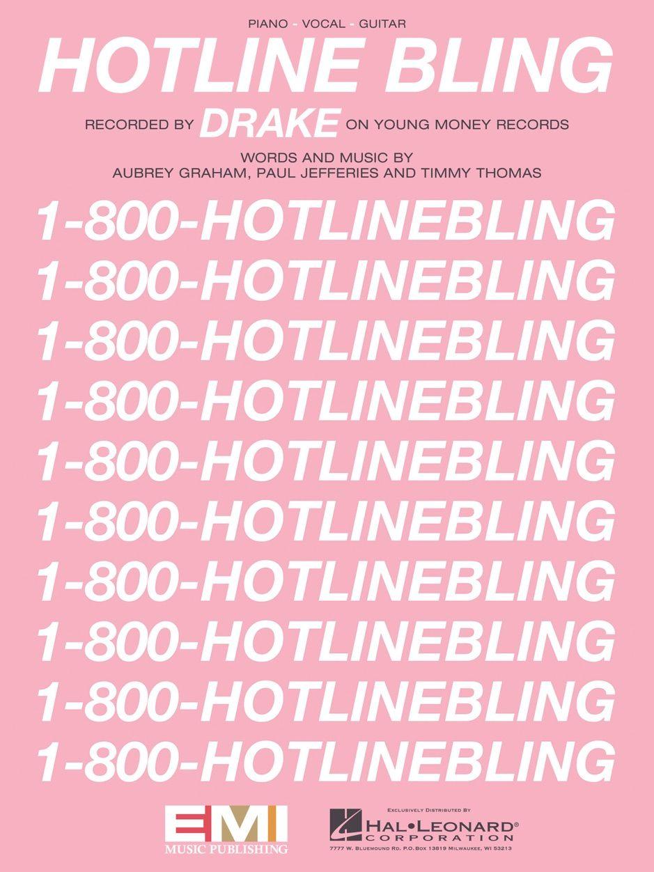 Hotline Bling , affiliate, Bling, books, download