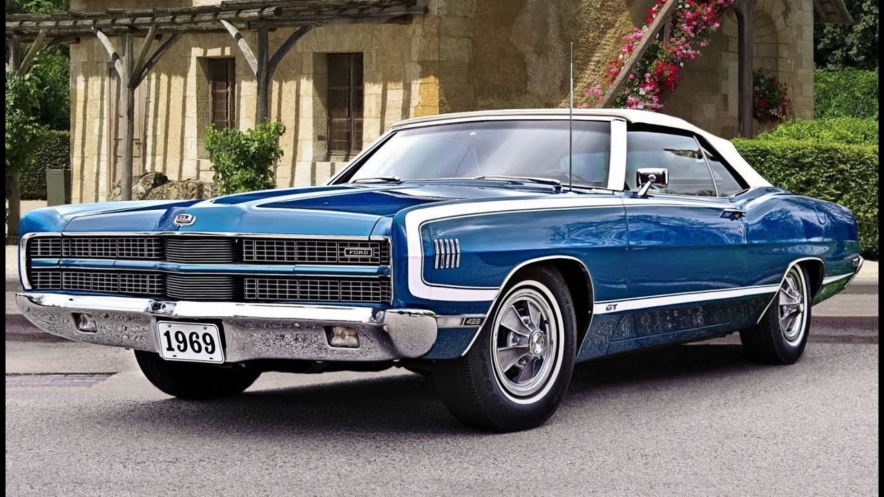 Obscure Models From The Muscle Car Glory Days Youtube Ford Galaxie Ford Galaxie 500 Car Ford