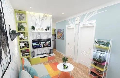 21+ dekorasi rumah minimalis sederhana type 45 png