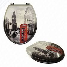 Image Associee Toilet Seat Print Patterns Novelty Toilet Seats