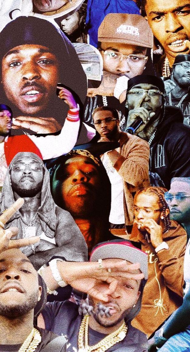 Popsmoke Wallpapertumblr Aestheticedits Rapper Grain In 2020 Rapper Wallpaper Iphone Rap Wallpaper Smoke Wallpaper
