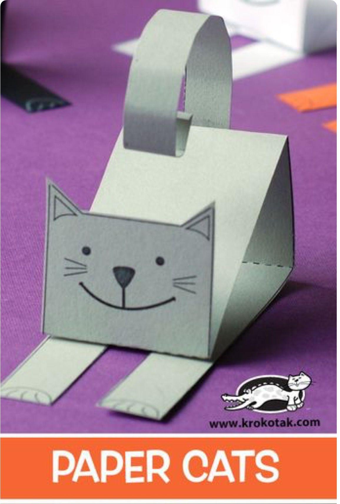 Cose Creative Con La Carta pin di silvia andreozzi su meine zeit | origami bambini