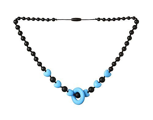 ComfyBaby Beads Follow Your Heart Silicone Teething Necklace BPA Free - Hearts of Blue ComfyBaby Beads http://www.amazon.com/dp/B0104PFKJG/ref=cm_sw_r_pi_dp_O8HAwb1Q34W3K