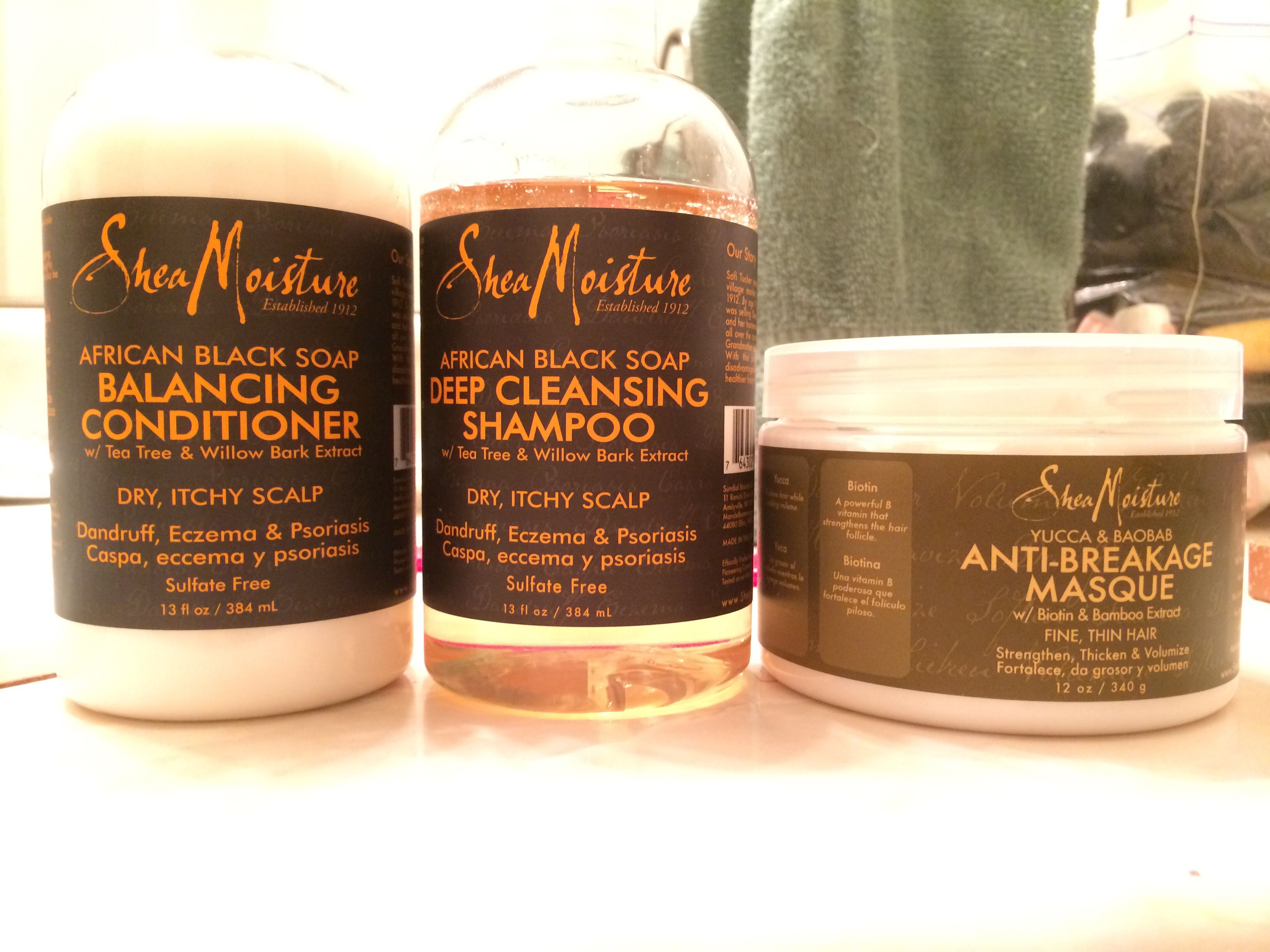 If You Are Suffering From Dry Itchy Scalp The Shea Moisture