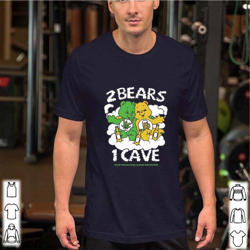 Tom Segura And Bert Kreischer 2 Bears 1 Cave Shirt Hoodie Sweater Retro Shirts Vintage Shirts Hoodie Shirt
