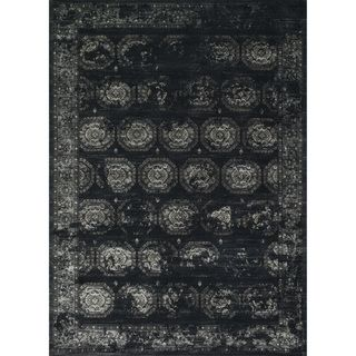 Emerson Medallion Tile Rug (7'6 x 10'5) - Overstock™ Shopping - Great Deals on Alexander Home 7x9 - 10x14 Rugs