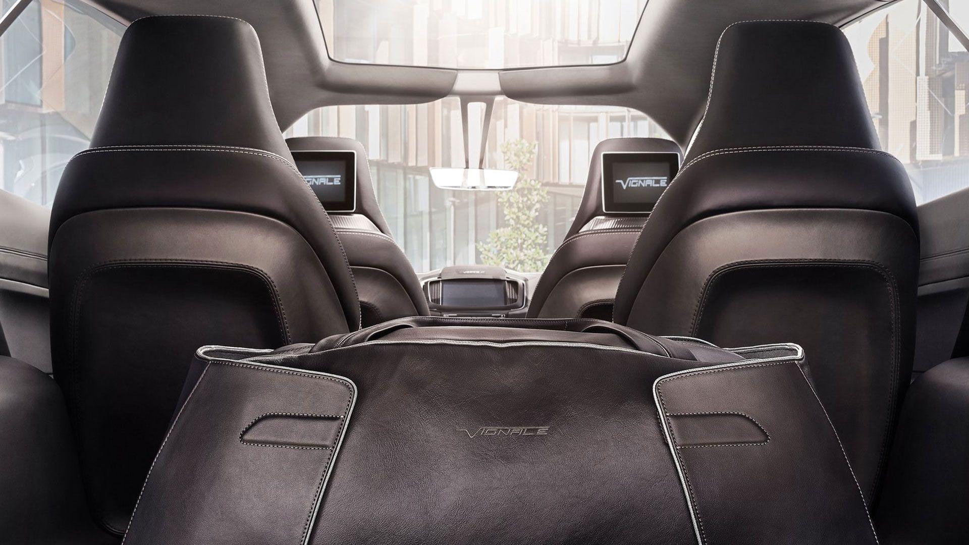 2014 Ford S Max Vignale Concept Cargo 2014 Ford S Max Vignale Concept Premium Design Ford Ford Vignale Luxury Automotive