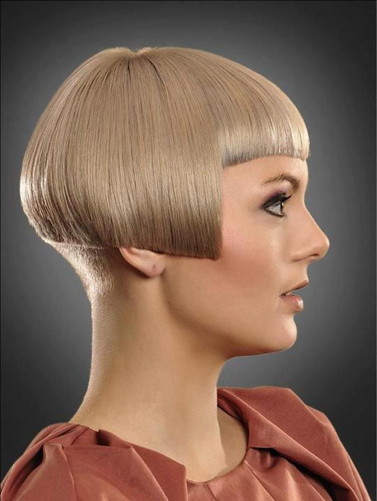 Ear Length Short Bob Hairxstatic Bob With Bangs Pinterest