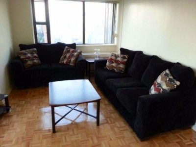 Furnished 1 Bedroom Apartment For Rent In Toronto Near Eaton Centre Downtown Apartment 1 Bedroom Apartment Furnishings