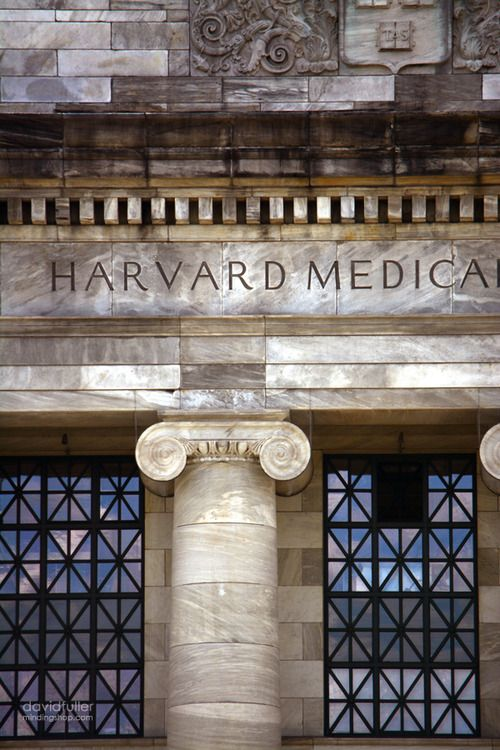 Harvard Medical School / Boston / David Fuller Photo used #carrara ...