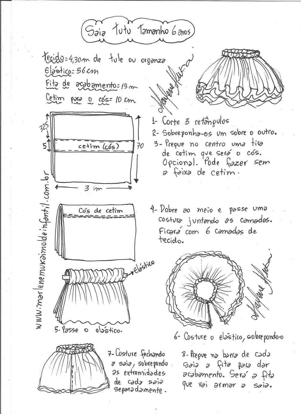 Pin de Carmen Arias en carmen   Pinterest   Patrones de ropa, Tutus ...