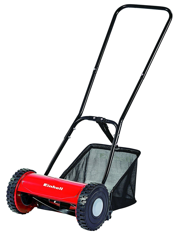 Einhell GC-HM 30 Manual Hand Push Lawnmower with 30 cm Cutting Width - Multi