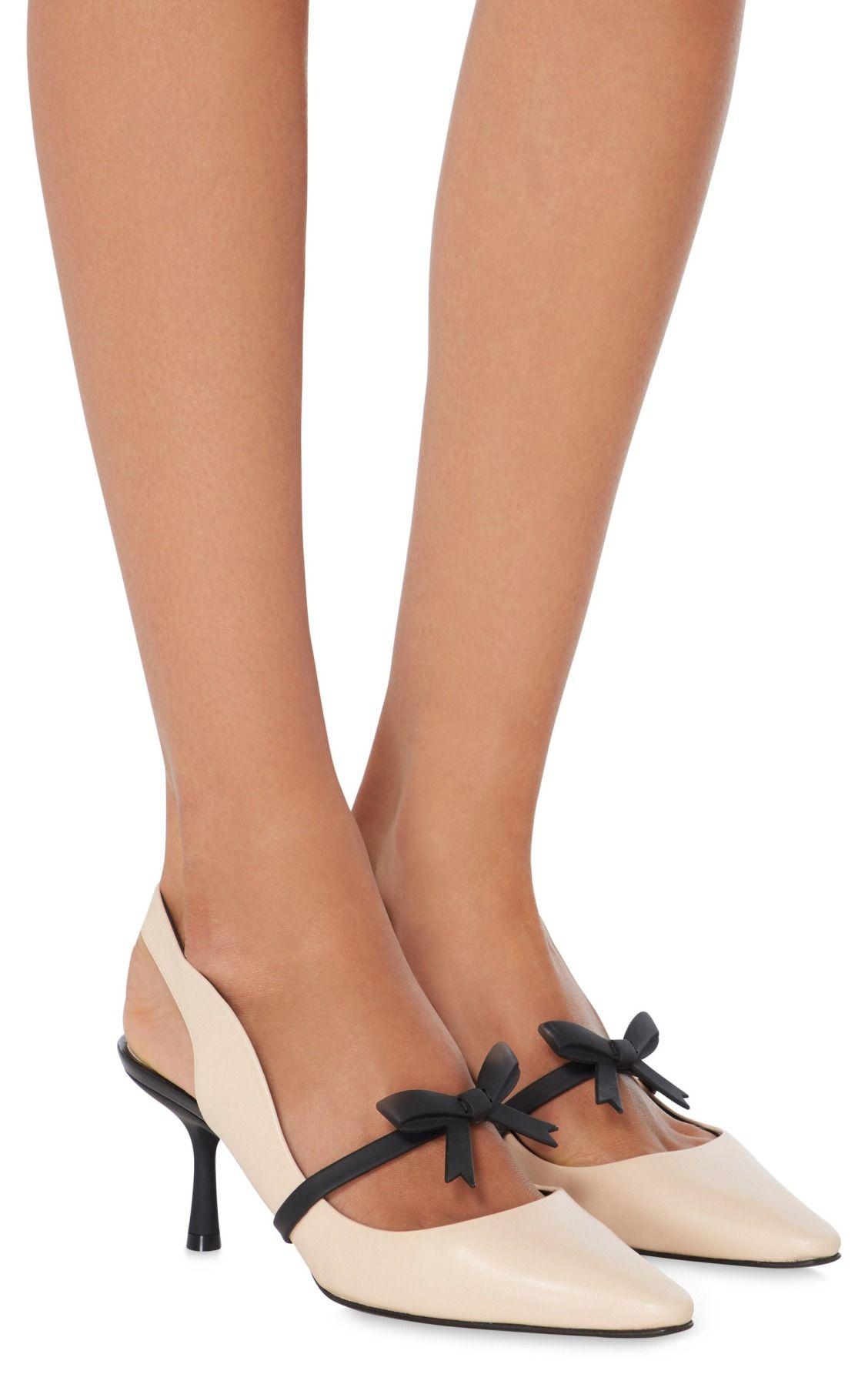 Mille Deneuve Kitten Heel By Fabrizio Viti Kitten Heel Shoes Heels Shoe Boots
