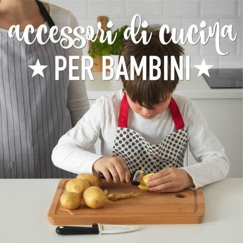Vita pratica Montessori: accessori di cucina per bambini http ...