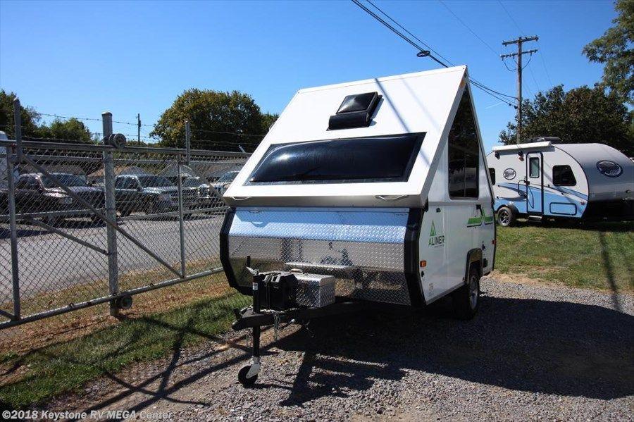 Used Popup - 2018 Aliner Scout-Lite on Keystone RV MEGA