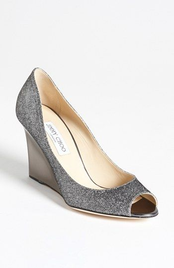 b901f4bdd58 Jimmy Choo  Baxen  Wedge Pump