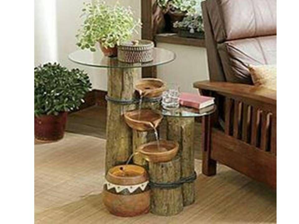 Fuentes de agua para casa la belleza de las fuentes de agua en interiores y exteriores la - Fuentes de agua para casa ...