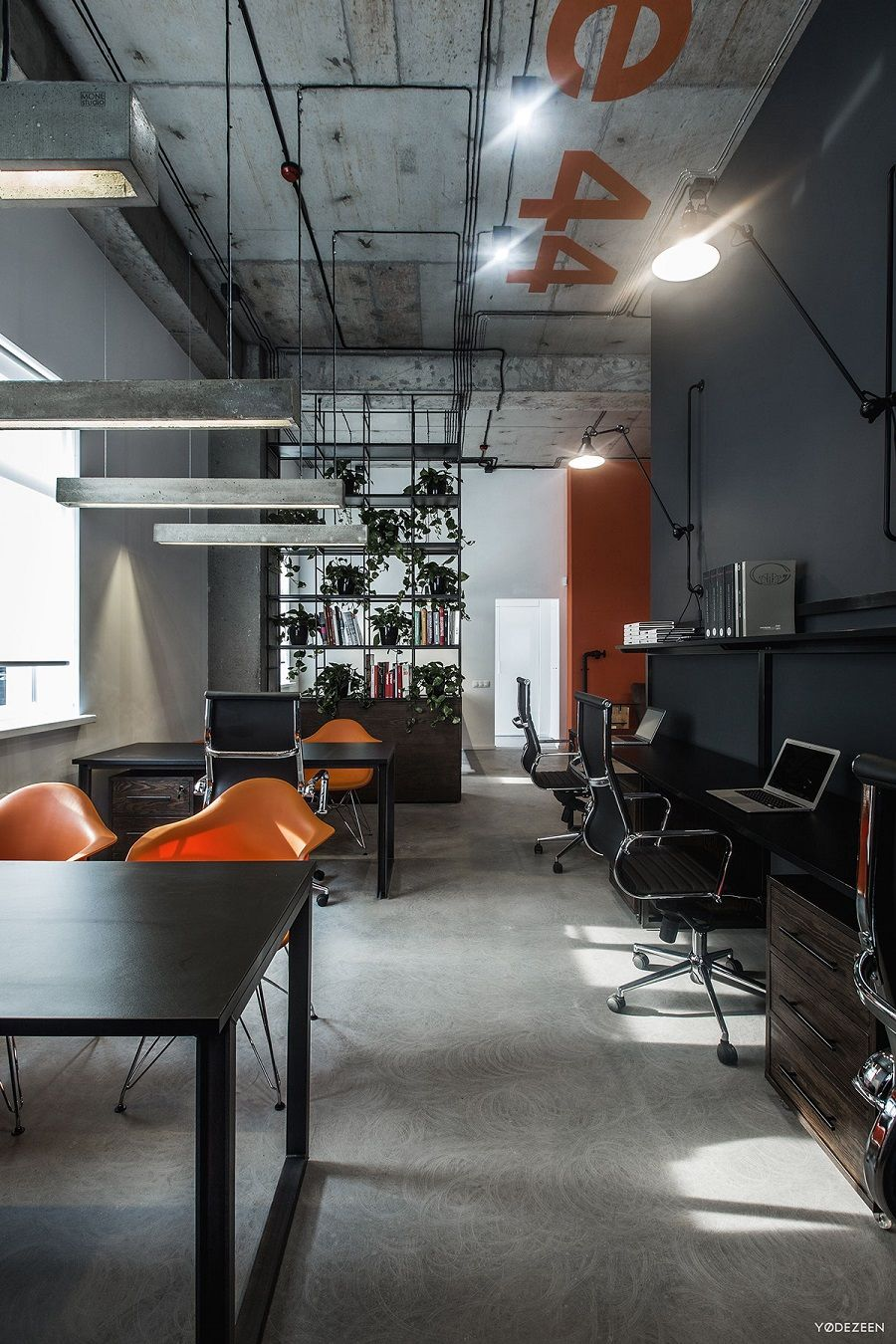 Office 44 for Industrial office interior design