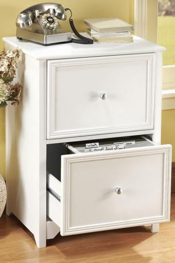 Not Your Average Filing Cabinet. Imagine What You Can Do If You Give This A