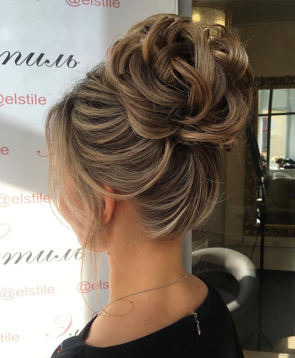 60 updos for thin hair that score maximum style point | bun updo