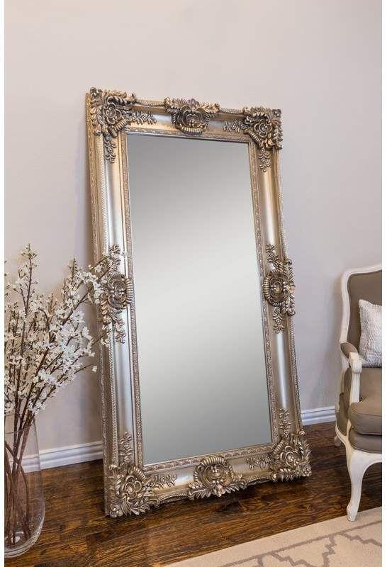Astoria Grand Beaston Leaner Full Length Mirror Leaner Mirror Full Length Mirror Mirror