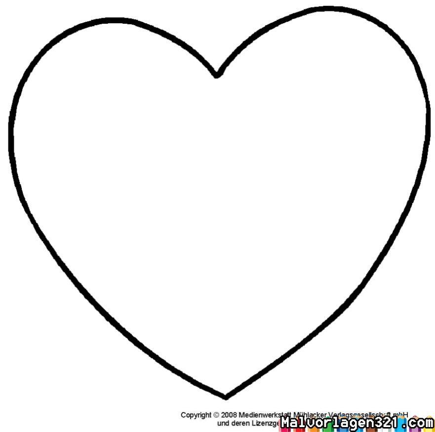 Herz Schablonen Ausdrucken | Deko | Pinterest | Ausdrucken ...