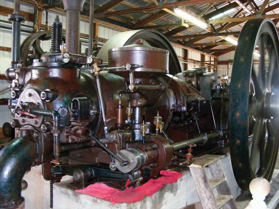 1925 175 HP Otto Gas Engines Gas Engine Magazine
