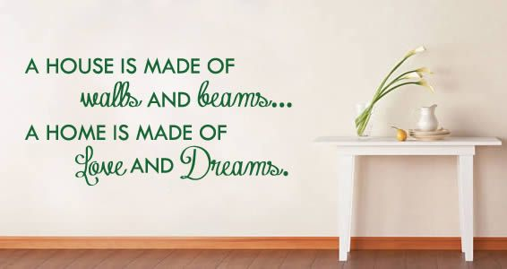 Quotes About Houses And Homes Quotesgram Inspire Me Home