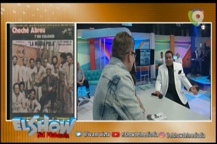 En El Ping Pong De Ivan Ruíz Y Pochy Familia En El Show Del Mediodía