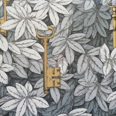 Magical Keys Wallpaper Gold Keys Tarot Wreaths Hemetic