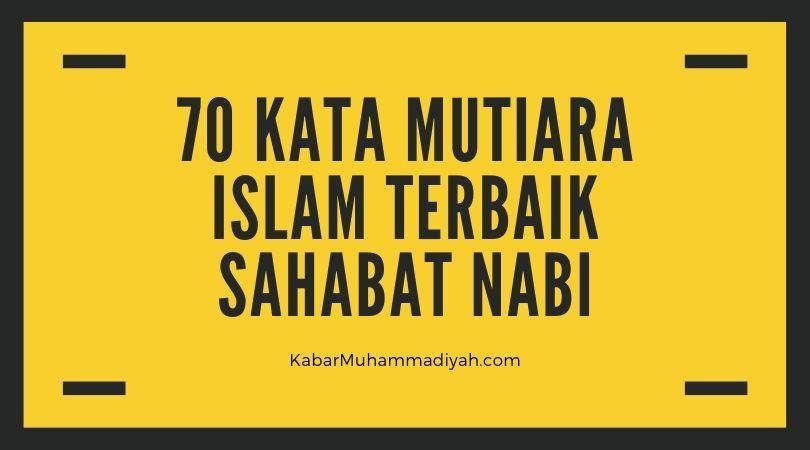 Pin Di Kata Bijak Islam