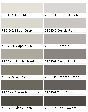 Behr Silver Drop A Neutral But Adds Nice Warm Color To The Room