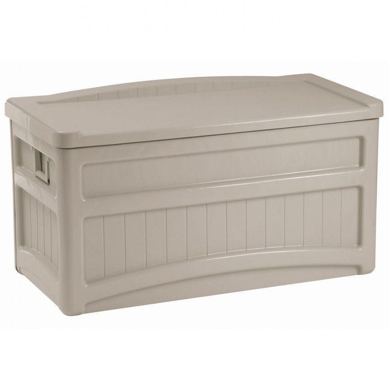 Attirant 10 Cool Outdoor Storage Bench Lowes Image Idea