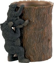 Cabela's: Black Bear Lodge Wastebasket