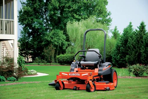 Kubota Tractor Corporation - ZG123 Kommander What will mow