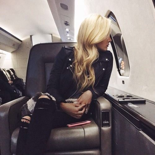 girl, fashion, and blonde resmi