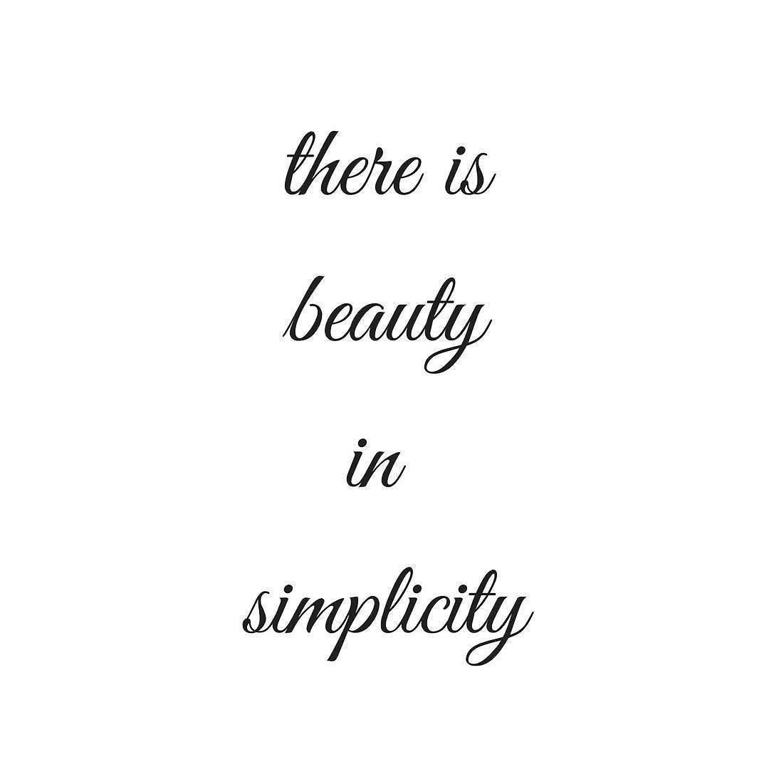 Simplify Life Quotes Simplify Your Life.it's Quality Not Quantity Instaquotes