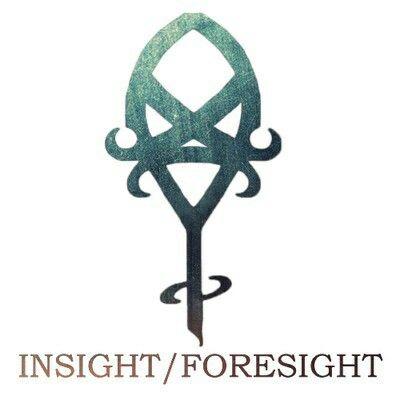 Inisight/foresight rune - city of bones