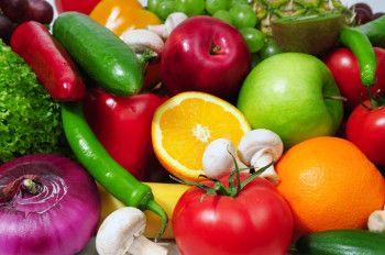 Dieta a base de frutas verduras y semillas