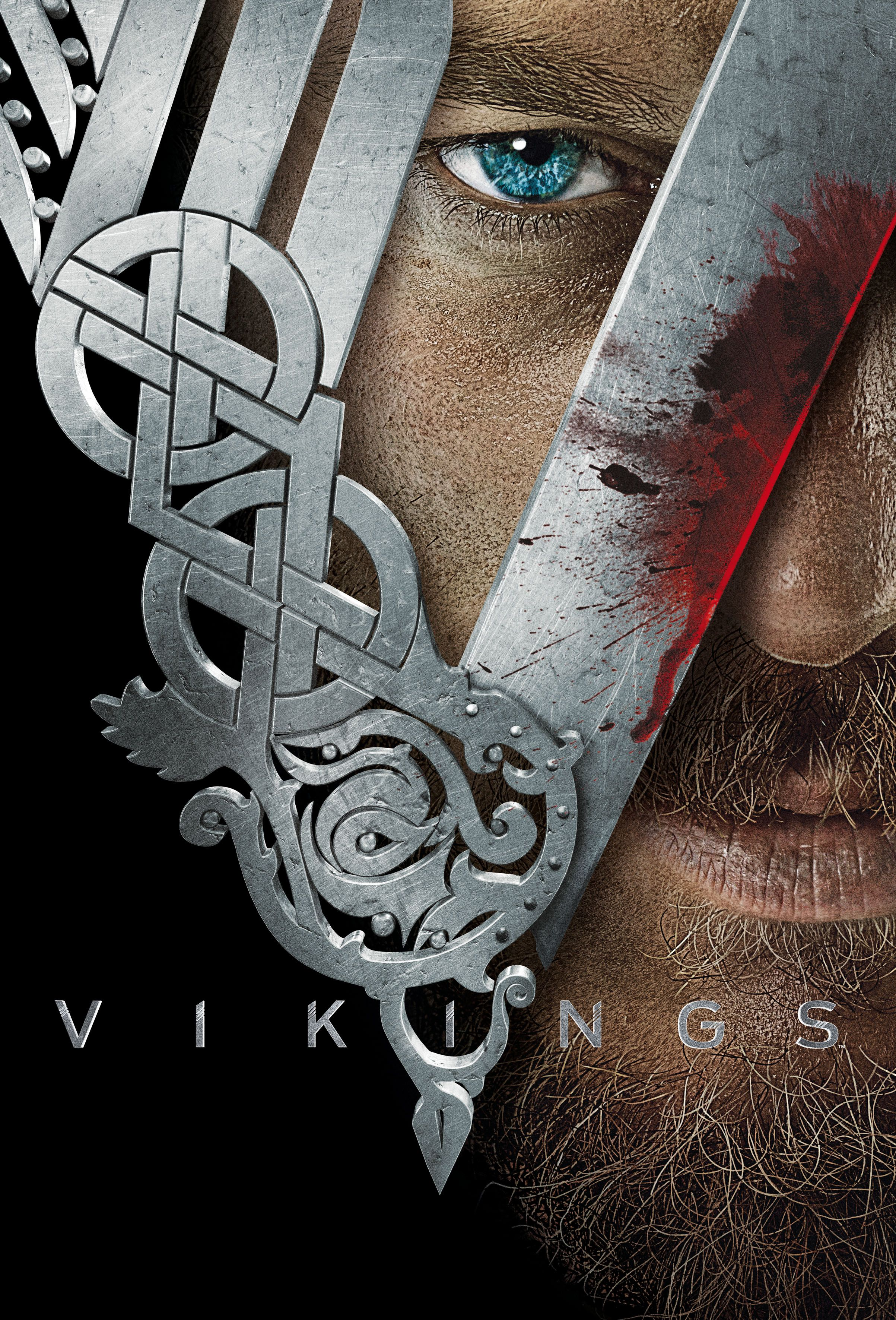 Vikings S1 Promotional Poster