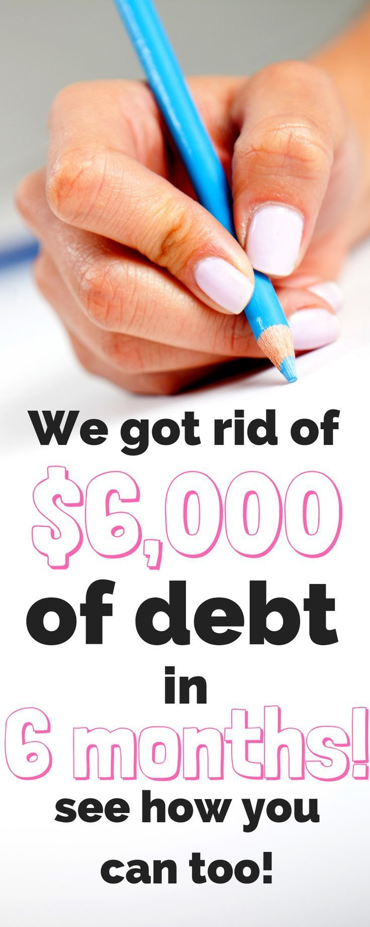 Debt Snowball Can Pay off 6,000 in 6 Months. Here's How