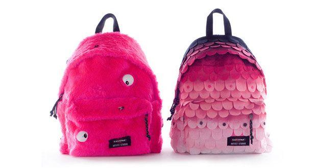 EASTPAK | Beautiful backpacks, Backpack art, Backpacks
